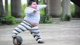 chino futbolista