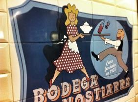 Logo de la Bodega Donostiarra