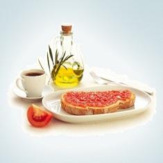 Desayuno = Energía Matutina | Food Storming Desayuno Espanol Tipico