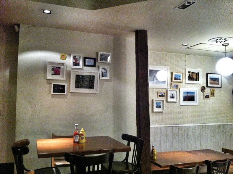 Interior Mad Café