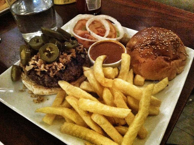 Hottie Burger