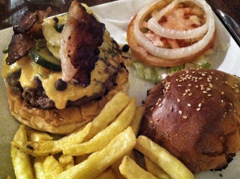 Hamburguesa del mes