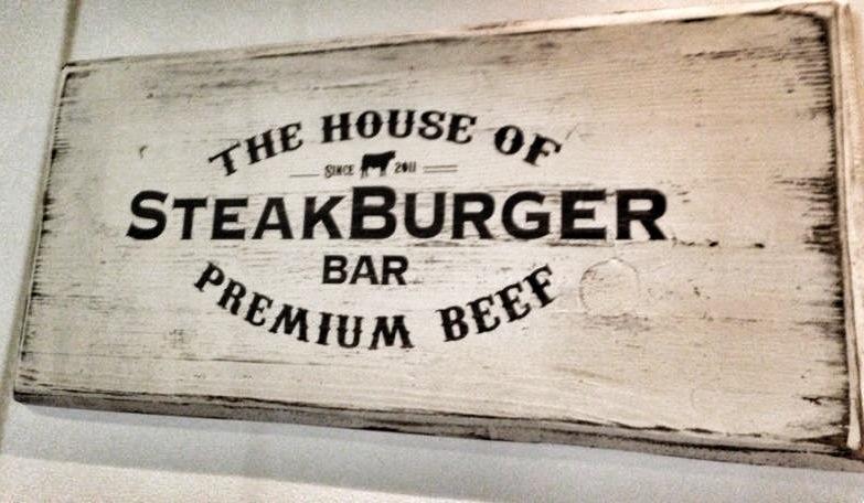 Logo de Steak Burger