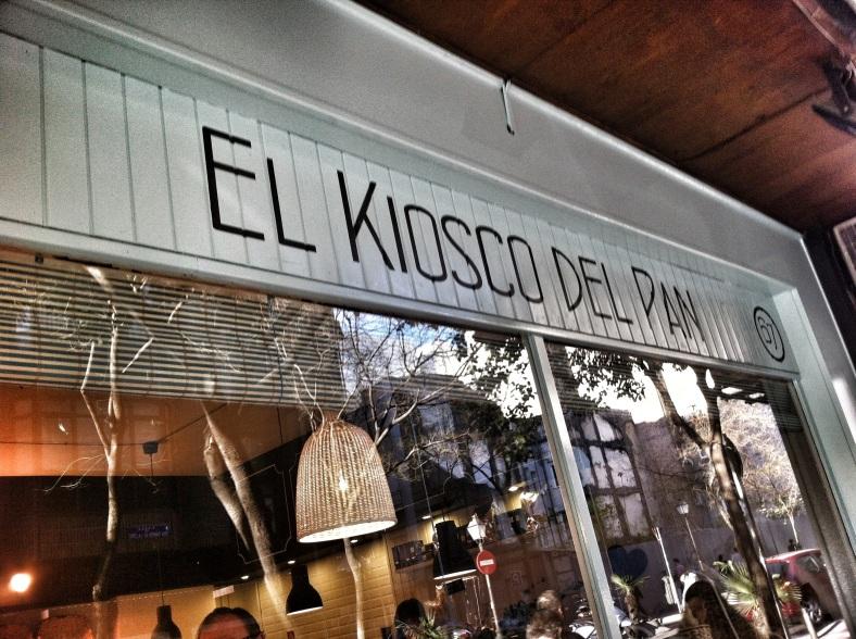 El Kiosko del pan