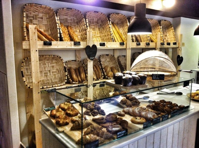 Pan fresco para cada día