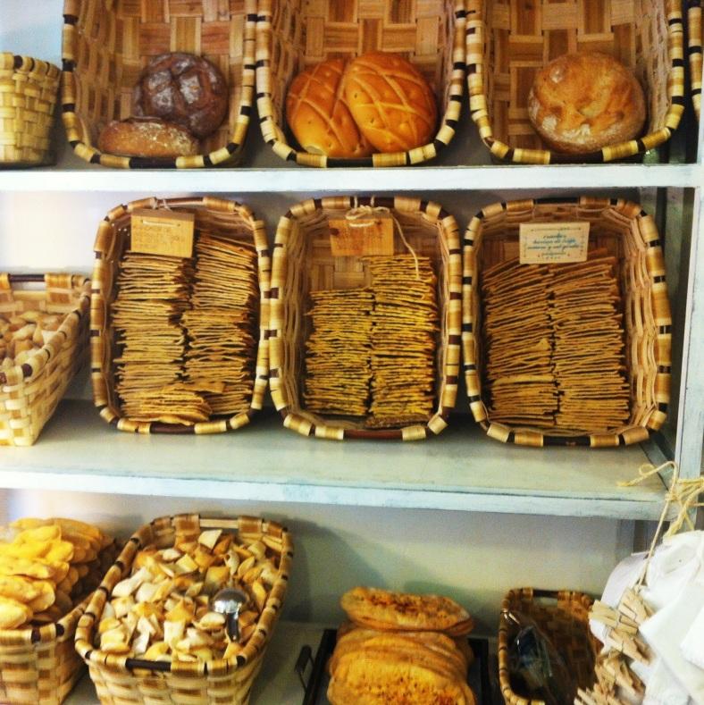 Panes, panes y más panes