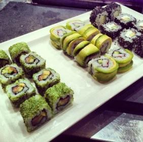 Nuestro sushi