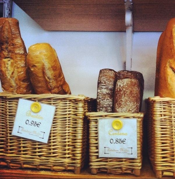 Panes más tradicionales