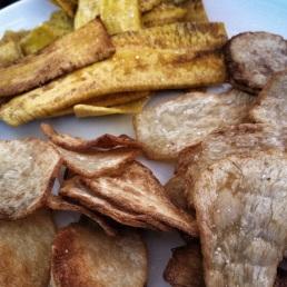 Chips de malanga