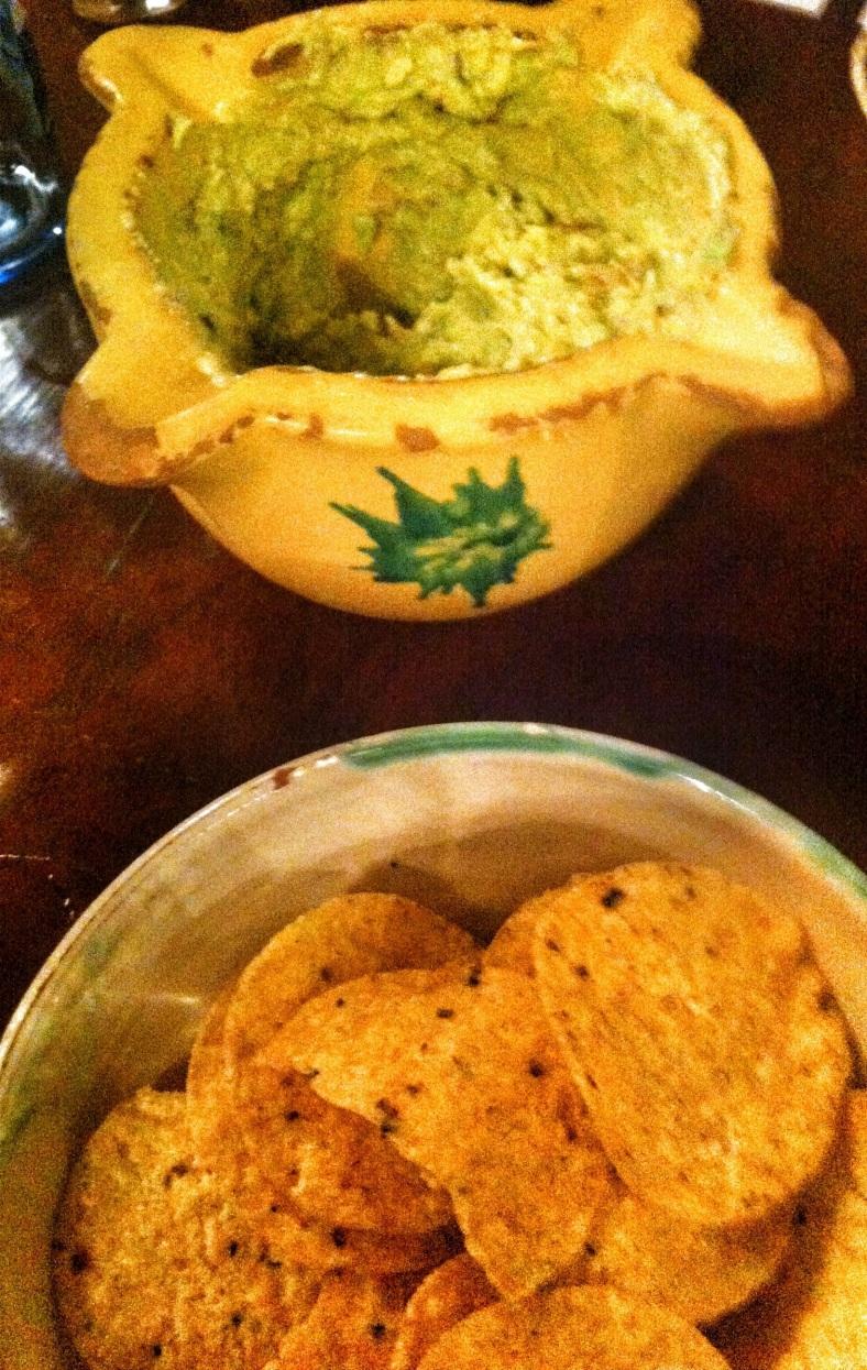 Al rico guacamole