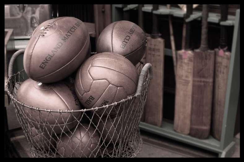 Foto tomada de Nikonistas: antiguos balones