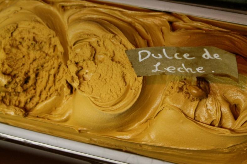 Cremosos y ligeros helados estilo italiano
