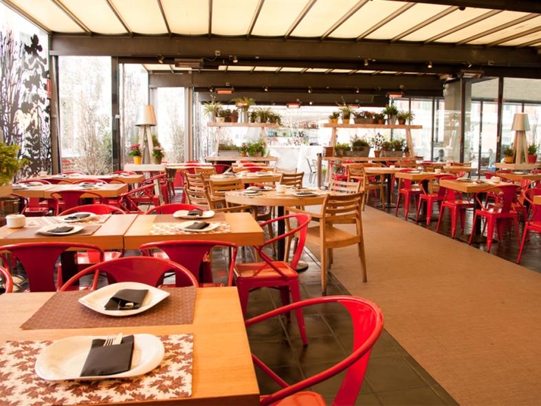 Foto tomada de la web de La Cocina de San Antón: invernadero