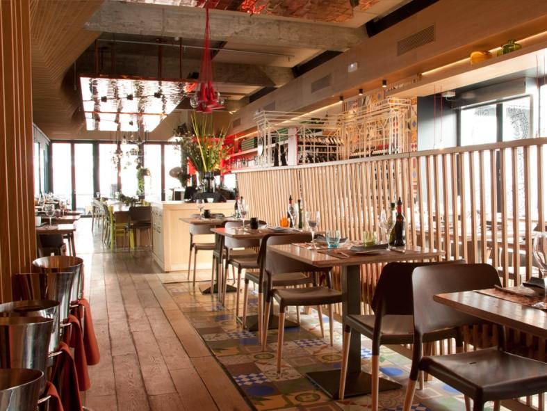 Foto tomada de la web de La Cocina de San Antón: restaurante