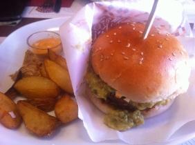 Hamburguesa Chipotle