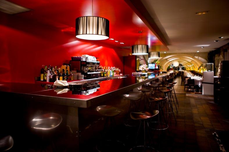 La barra de La Kitchen, perfecta para tomar una copa