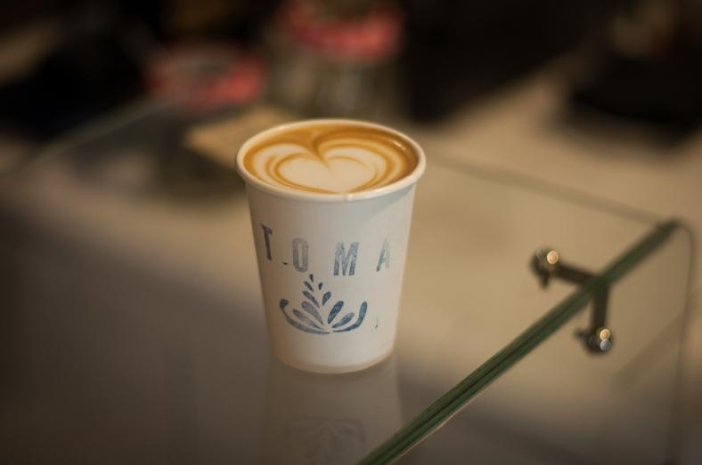 Café hecho con mucho cariño