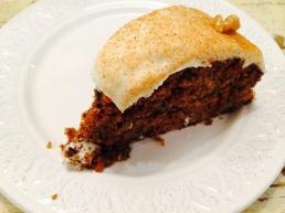 Carrot cake de Panela and co.