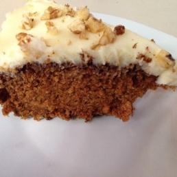 Carrot cake de Carmencita Bar