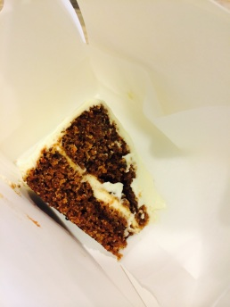 Carrot cake de The Little Big Café