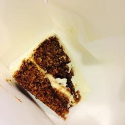 Carrot cake de The Little Big Café