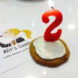 Carrot cake de Afri´s cookies