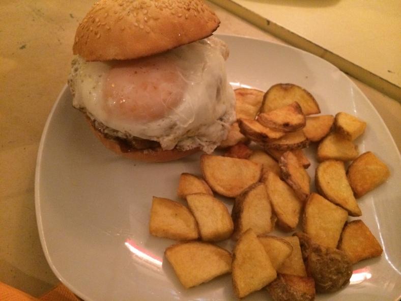 Gregorio´s burger