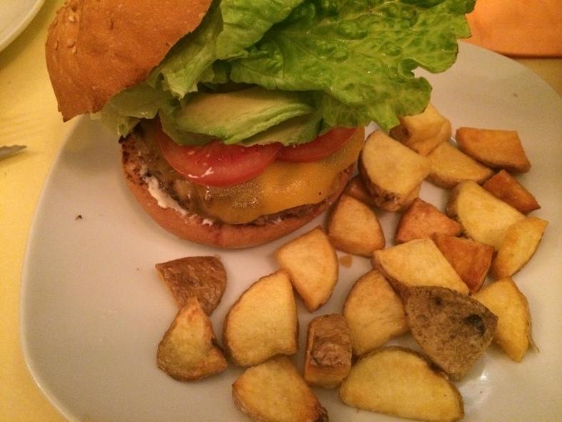 Tucson Burger