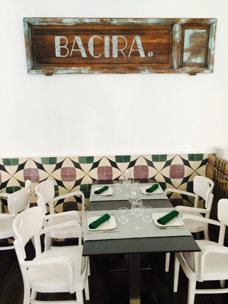 El nuevo vecino de Chamberí se llama Bacira
