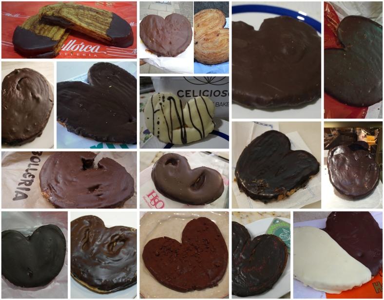 Las mejores palmeras de chocolate de Madrid