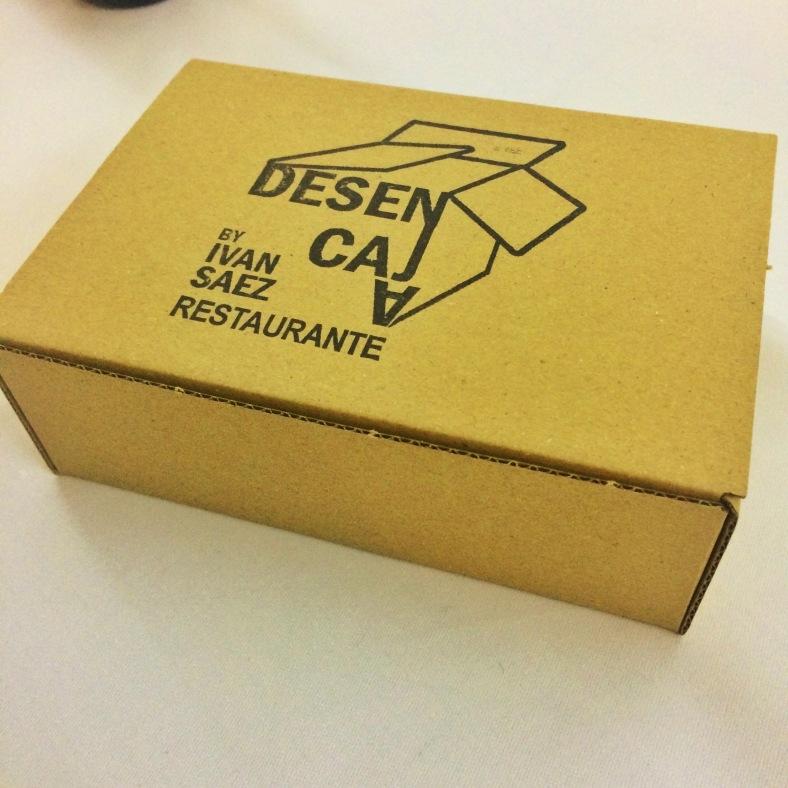 ¿Qué habrá dentro de la caja?