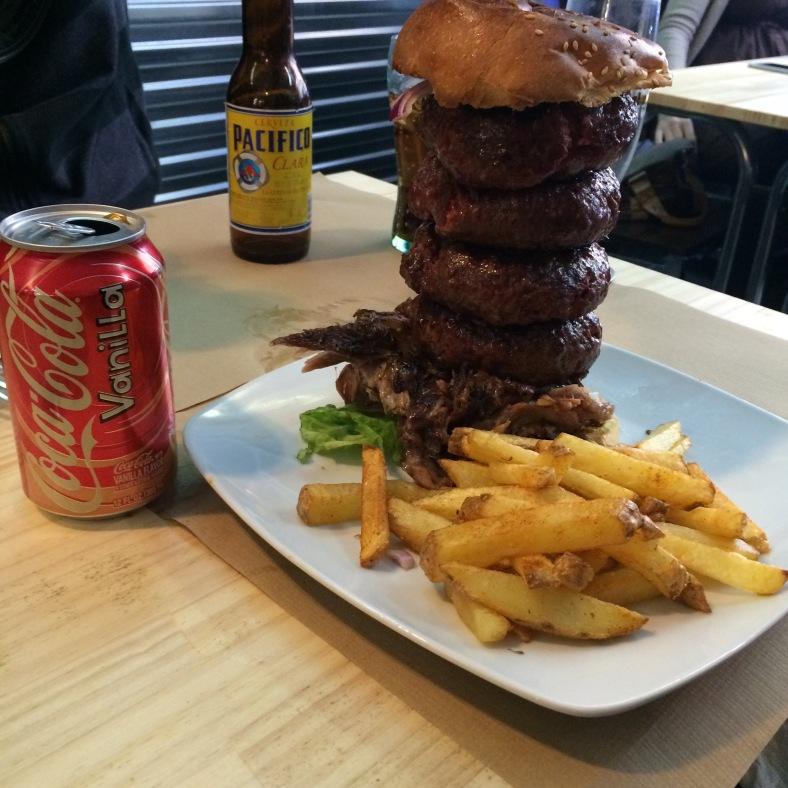 Dogy burger ENORME