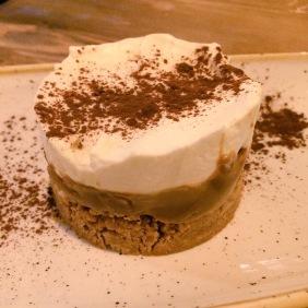 Banoffee, tarta de plátano y dulce de leche casero