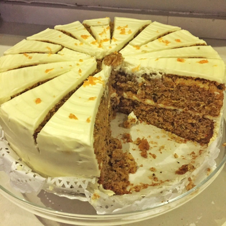 Carrot cake de Do Eat