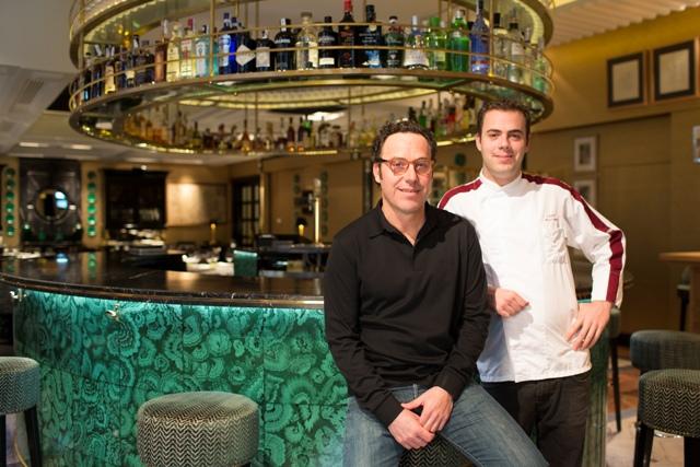 Foto tomada de Ganas de viajar: Miguel Angel y Adrián Román los cocineros de Caray
