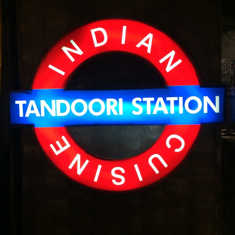 Bienvenidos a Tandoori Station