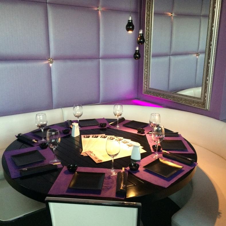¡¡Qué vivan las mesas redondas!!