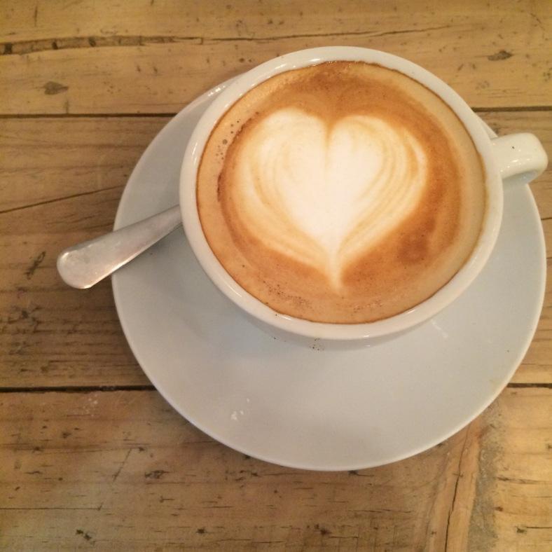Muy recomendables sus cafés