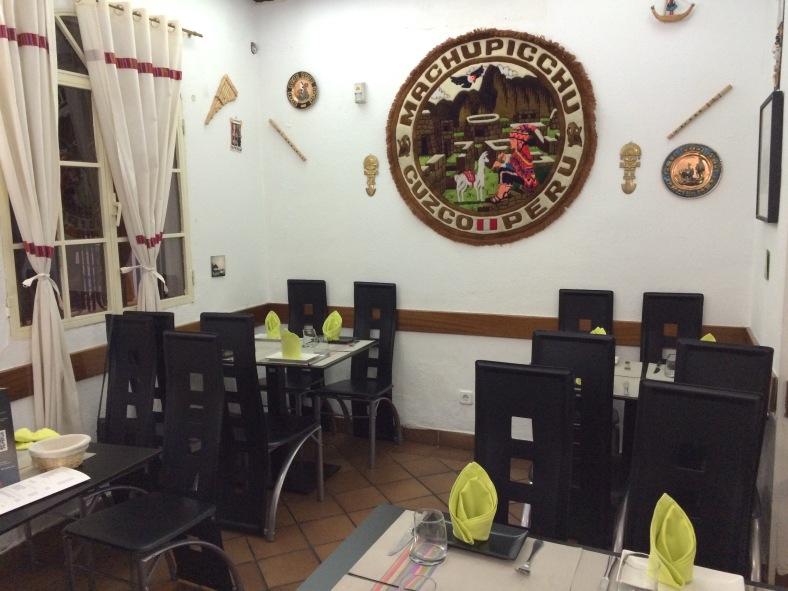 Piscomar, un restaurante peruano auténtico y sencillo