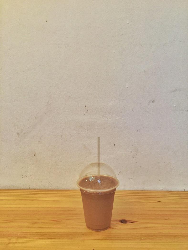 Muy recomendable el Frozen Chai Latte