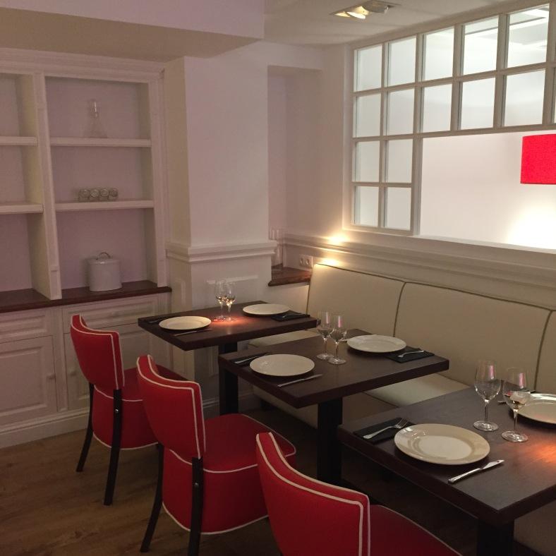 La parte superior de Fornería Ballaró es ideal para disfrutar de una agradable cena en pareja