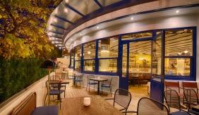 Una terraza ideal para las calurosas noches de verano madrileñas
