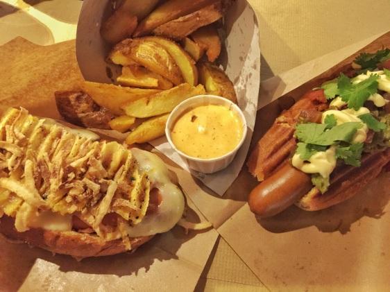 Street food de calidad en Perro Bar