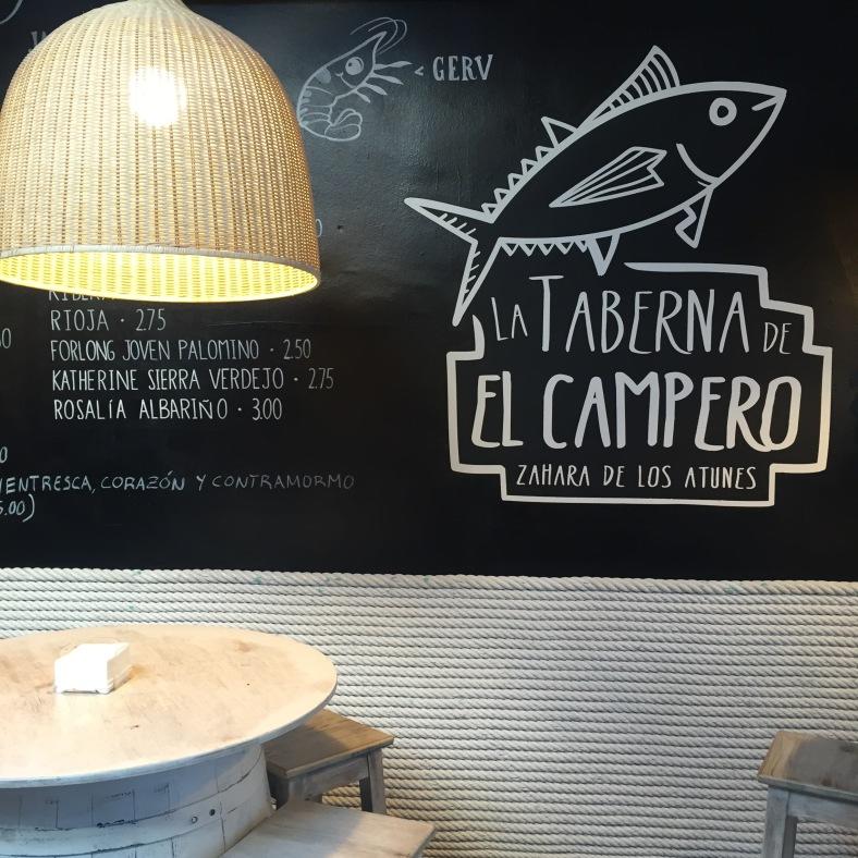 Escaparse a Cádiz en pleno mayo y no comer atún de almadraba era un delito