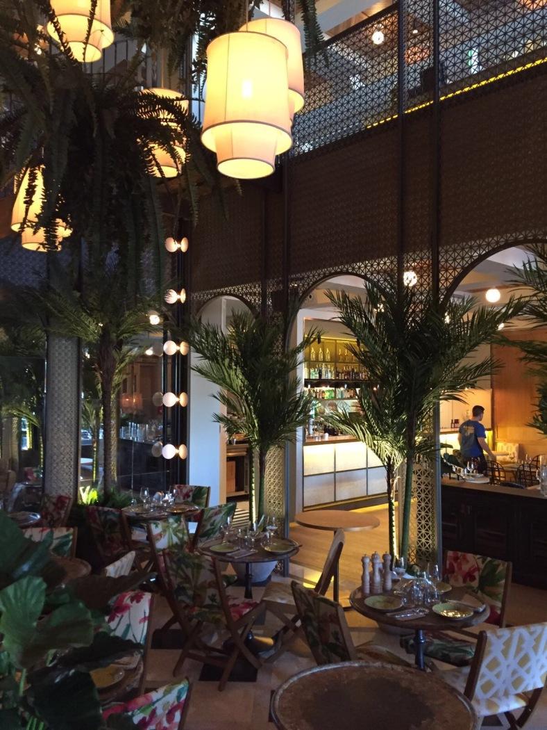 Ambiente tropical y mucho gusto caracterizan Habanera