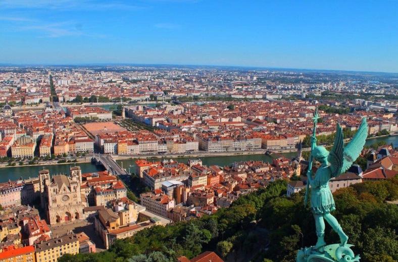 Lyon, la pequeña París