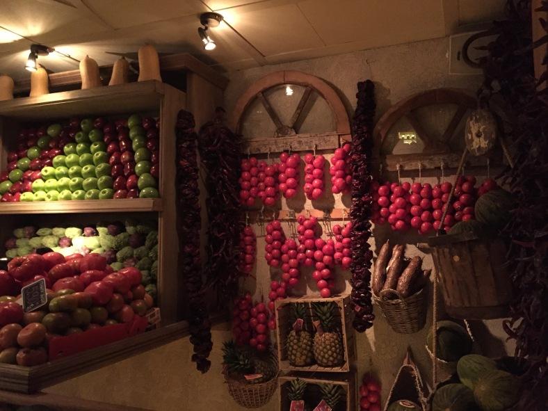 Una tienda de ultramarinos, donde poder comprar productos de primerísima calidad
