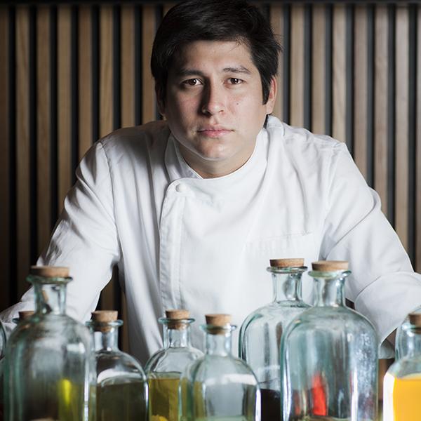 El chef Omar Malpartida es la joven promesa de la cocina peruana