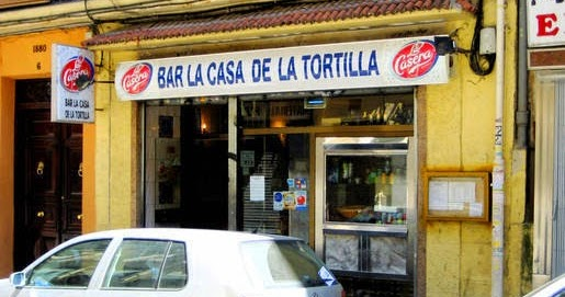 La casa de la tortilla food storming for 788 food bar argentina